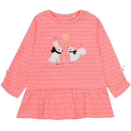 STACCATO Girl s Tunique soft rayée rose