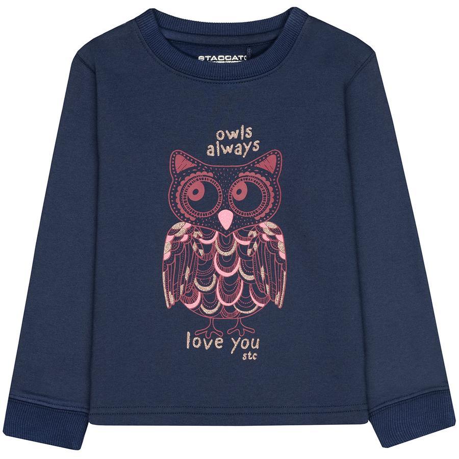 STACCATO Sweatshirt för tjejer dammigt blått