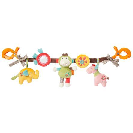 fehn® Kinderwagenkette - Safari