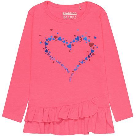 STACCATO Girl s Lampa błyskowa tunic flash różowa