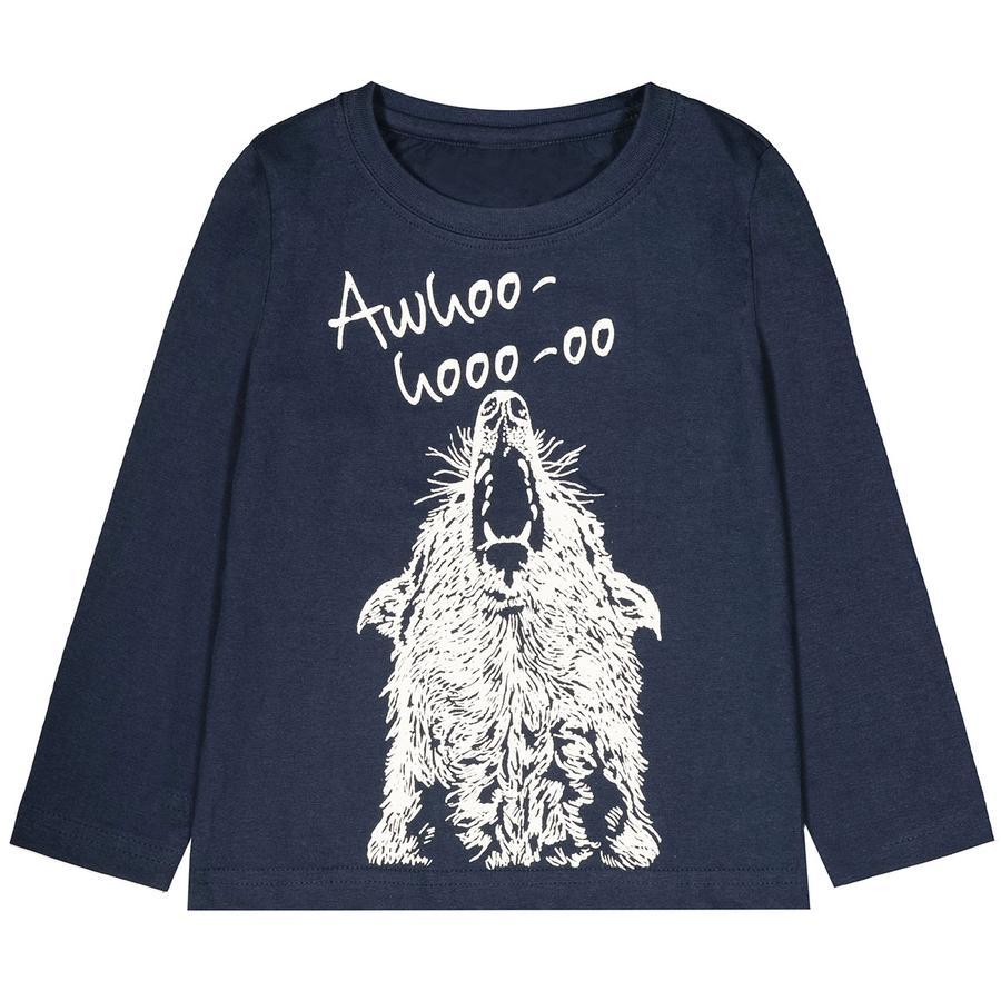 STACCATO  Chlapecká košile tmavá mid night