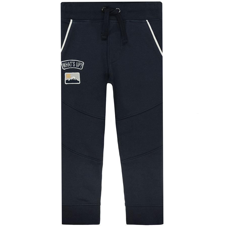 STACCATO Boys Pantalon de survêtement sombre minuit