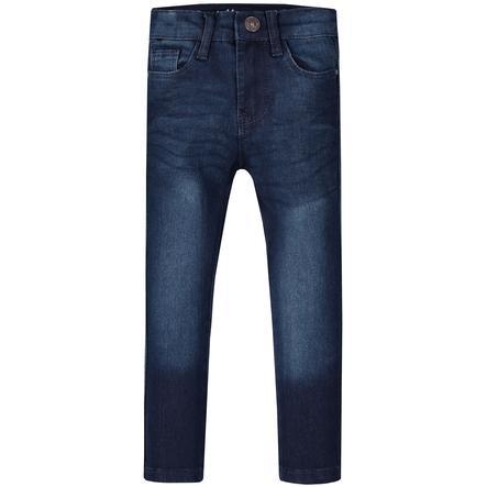 STACCATO Girl s Jeans Skinny Granatowy, ciemnoniebieski denim.