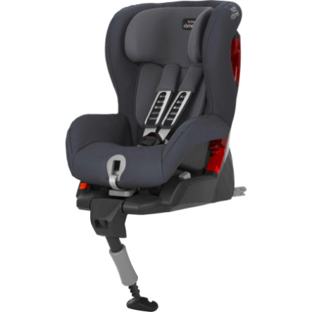 Britax Römer Car Seat Safefix plus Storm Grey