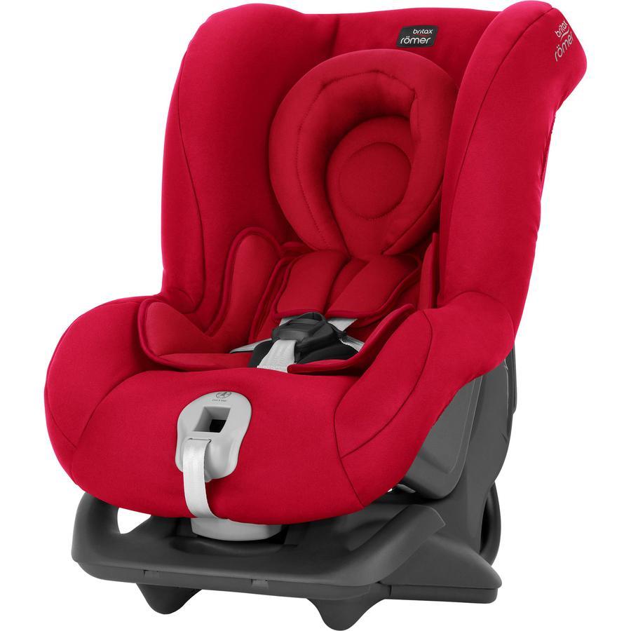 Britax Römer Kindersitz First Class plus Fire Red