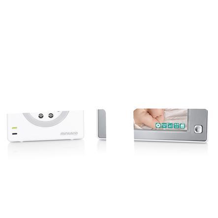 """miniland Chůvička s digitálním monitorem 3.5"""" Touch"""
