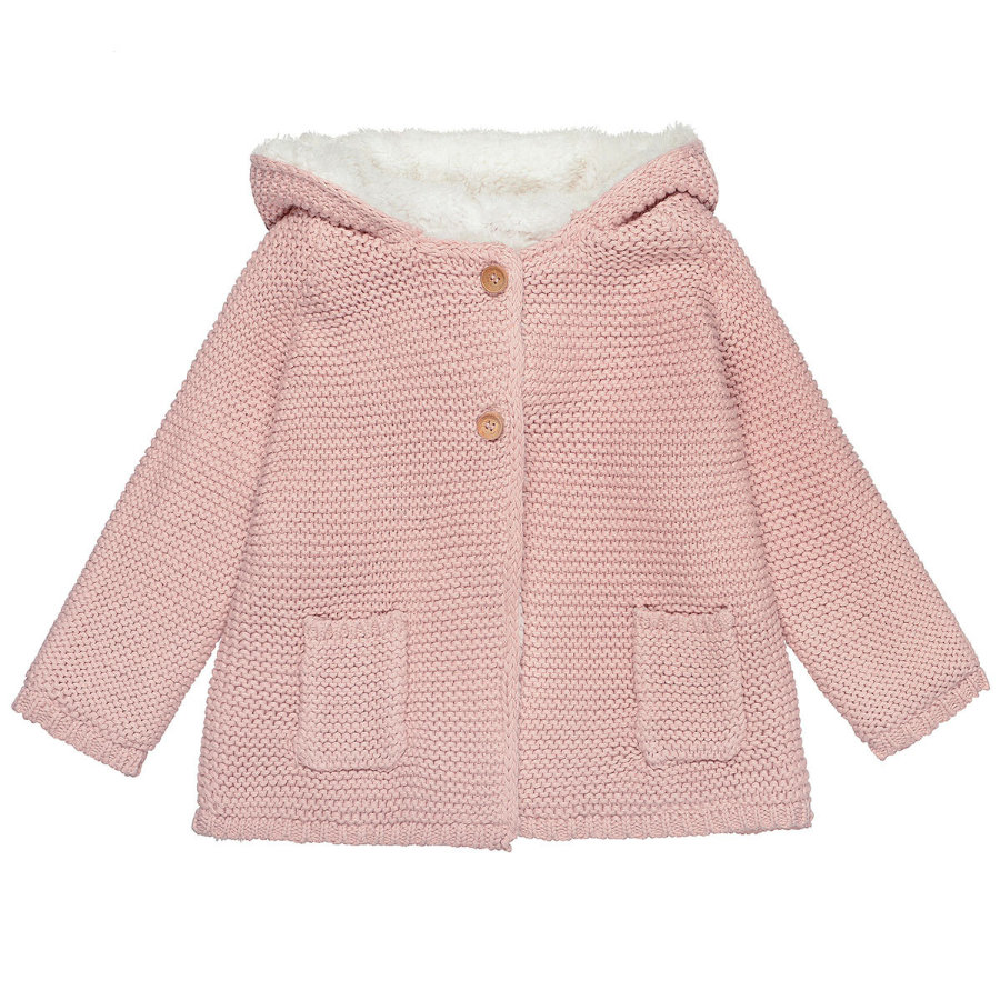 STACCATO Girl s cardigan pluche blush blush rose