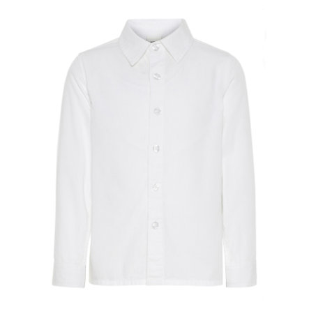 name it Boys Hemd Rifus bright white