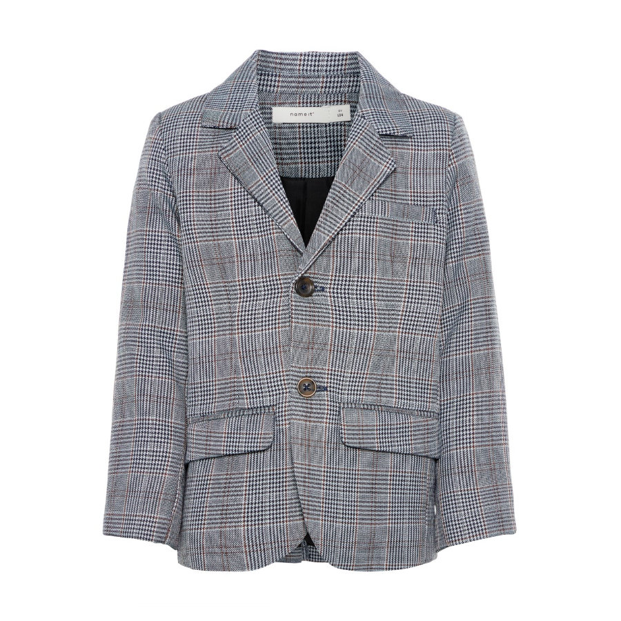 name it Boys Blazer Rafran dark sapphire