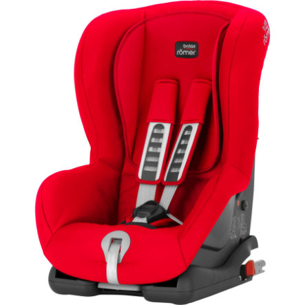 Britax Römer Bilstol Duo Plus Fire Red