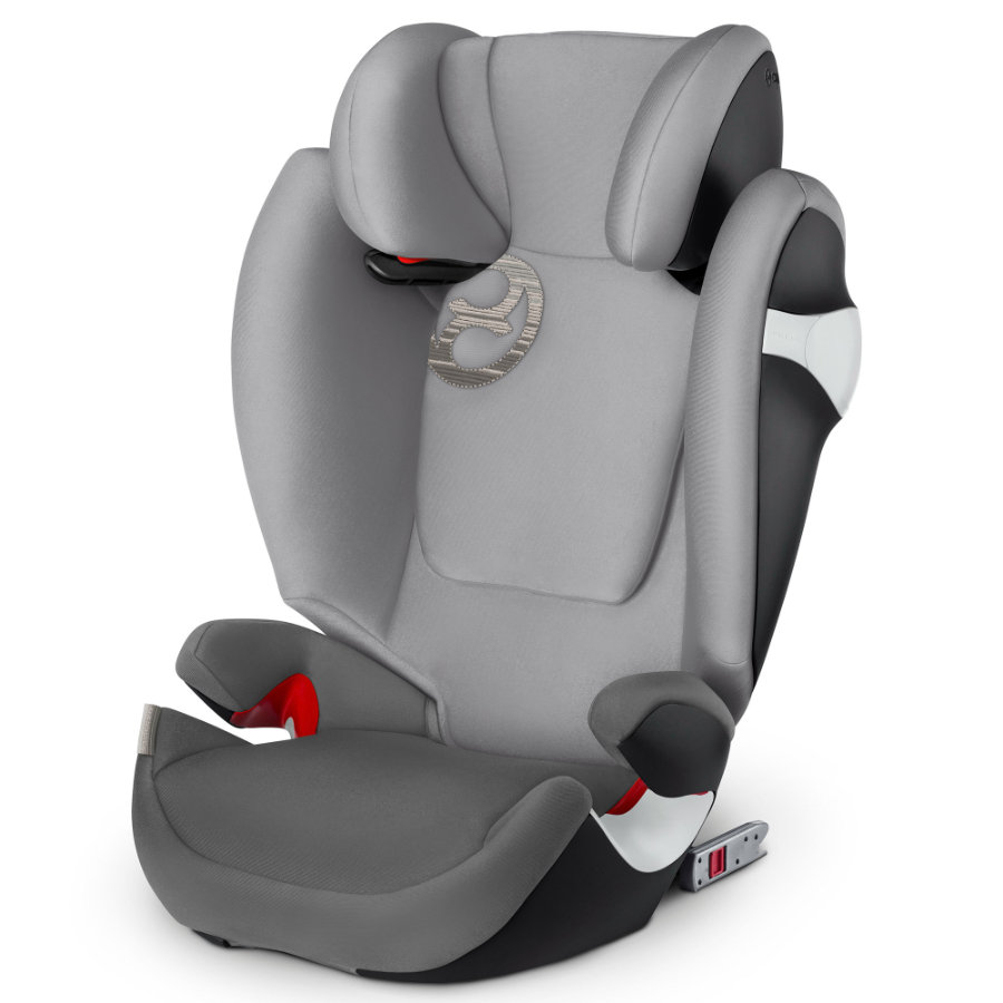 cybex GOLD Kindersitz Solution M-fix Manhattan Grey 2018