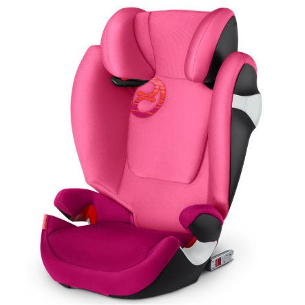 cybex Solution M-fix Passion Pink 2018