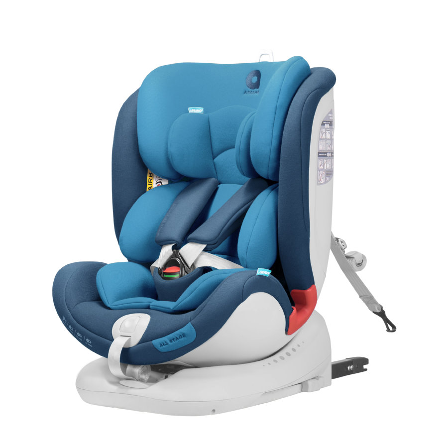 Apramo Kindersitz ALL STAGE Royal Blue