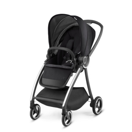 gb PLATINUM Kinderwagen Maris Monument Black