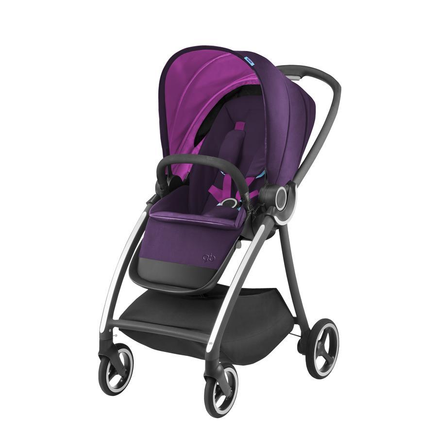 gb PLATINUM Kinderwagen Maris Posh Pink