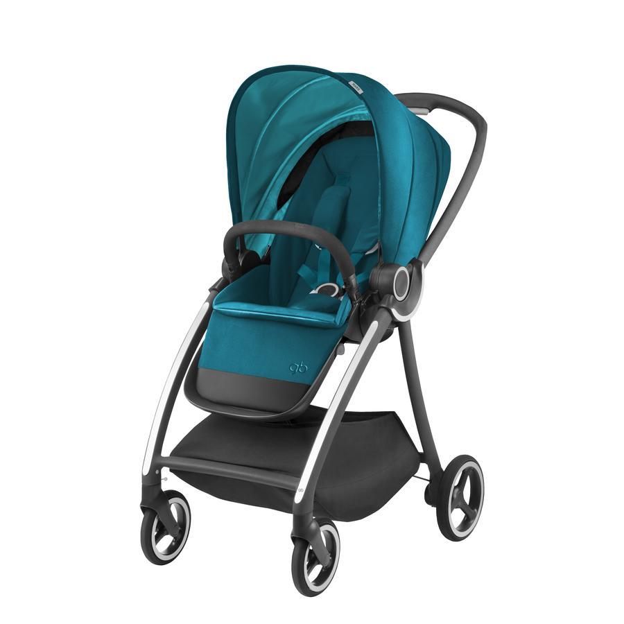 gb PLATINUM Kinderwagen Maris Capri Blue
