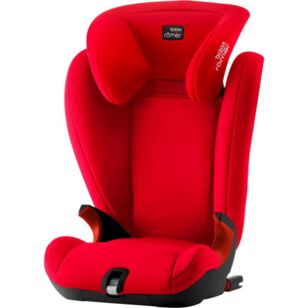 Britax Römer Autostoel Kidfix SL Black Series Fire Red