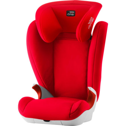 BRITAX RÖMER Autostoel Kid II Fire Red