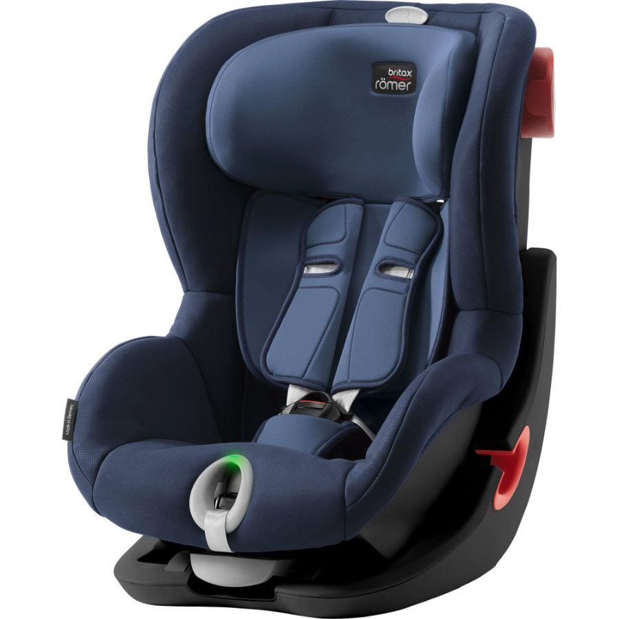 Britax Römer Kindersitz King II LS Black Series Moonlight Blue