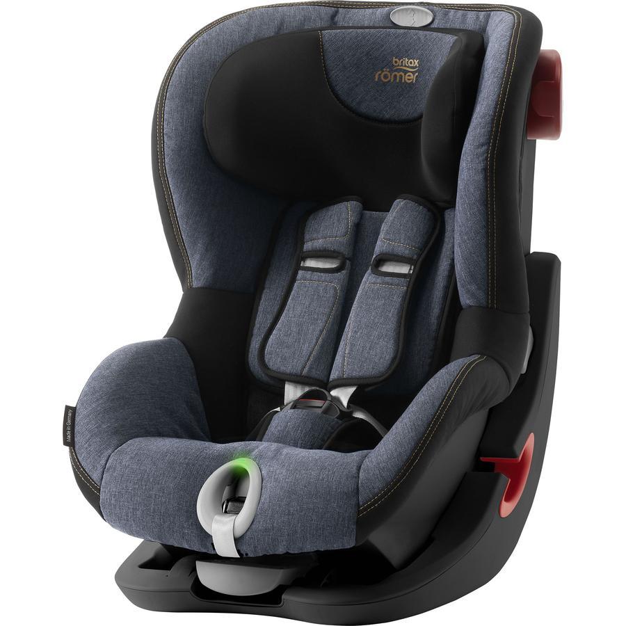 BRITAX RÖMER Autostoel King II LS Black Series BlueMarble