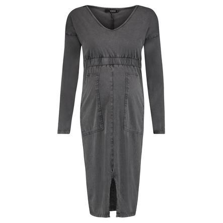 SUPERMOM Sukienka ciążowa Acid Grey