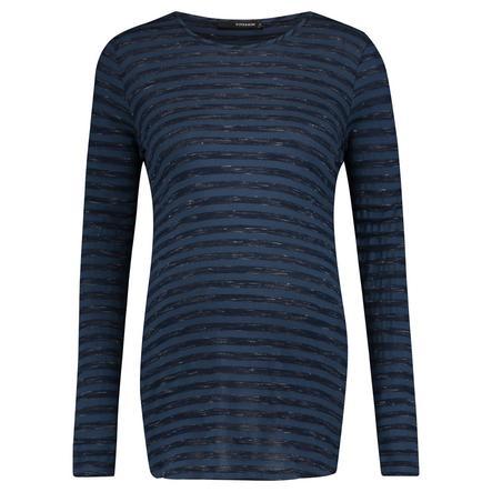 SUPERMOM Langarmshirt Striped Blue