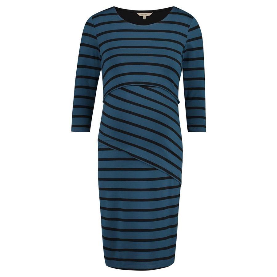 noppies Stillkleid Maud Blue Stripe
