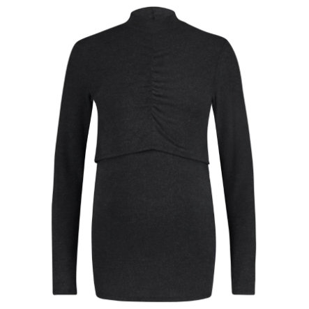 noppies Chemise manches longues Melody anthracite melange