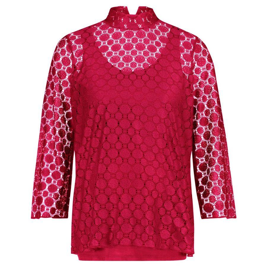 noppies Langermet skjorte MaeDark Rose