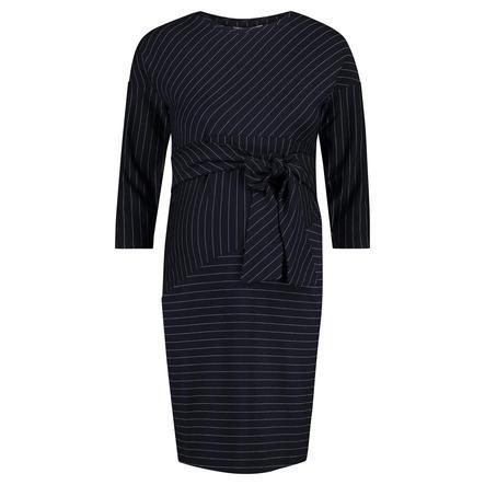 noppies těhotenské šaty Mai dark blue