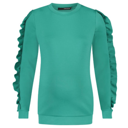 SUPERMOM Sweatshirt bright green