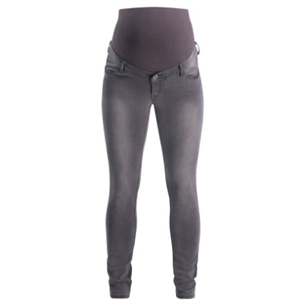 noppies Umstandsjeans Avi Mid Dark Grey