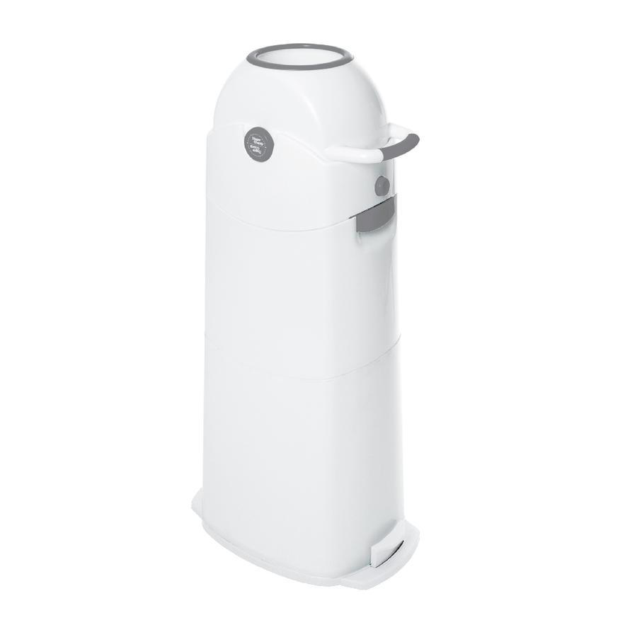 Diaper Champ košík na plenky X-Large stříbrný