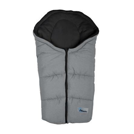 Altabebe parapiede Alpin invernale per seggiolino per bambini grigio chiaro-nero