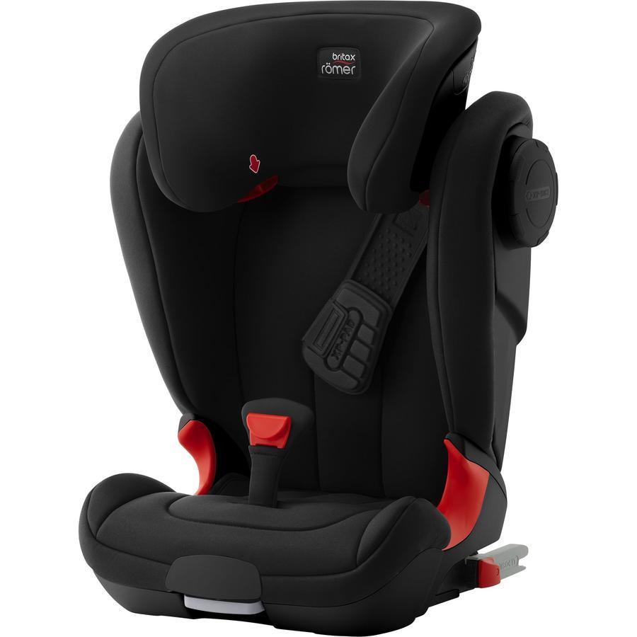 Britax Römer Kindersitz Kidfix II XP SICT Black Series Cosmos Black