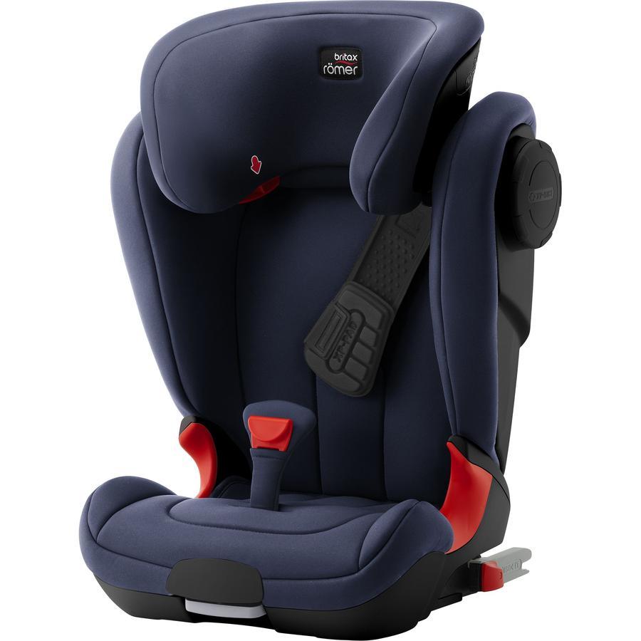 BRITAX RÖMER fotelik samochodowy Kidfix II XP SICT Black Series Moonlight Blue