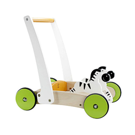 HAPE Baby Walker Zebra Carriage