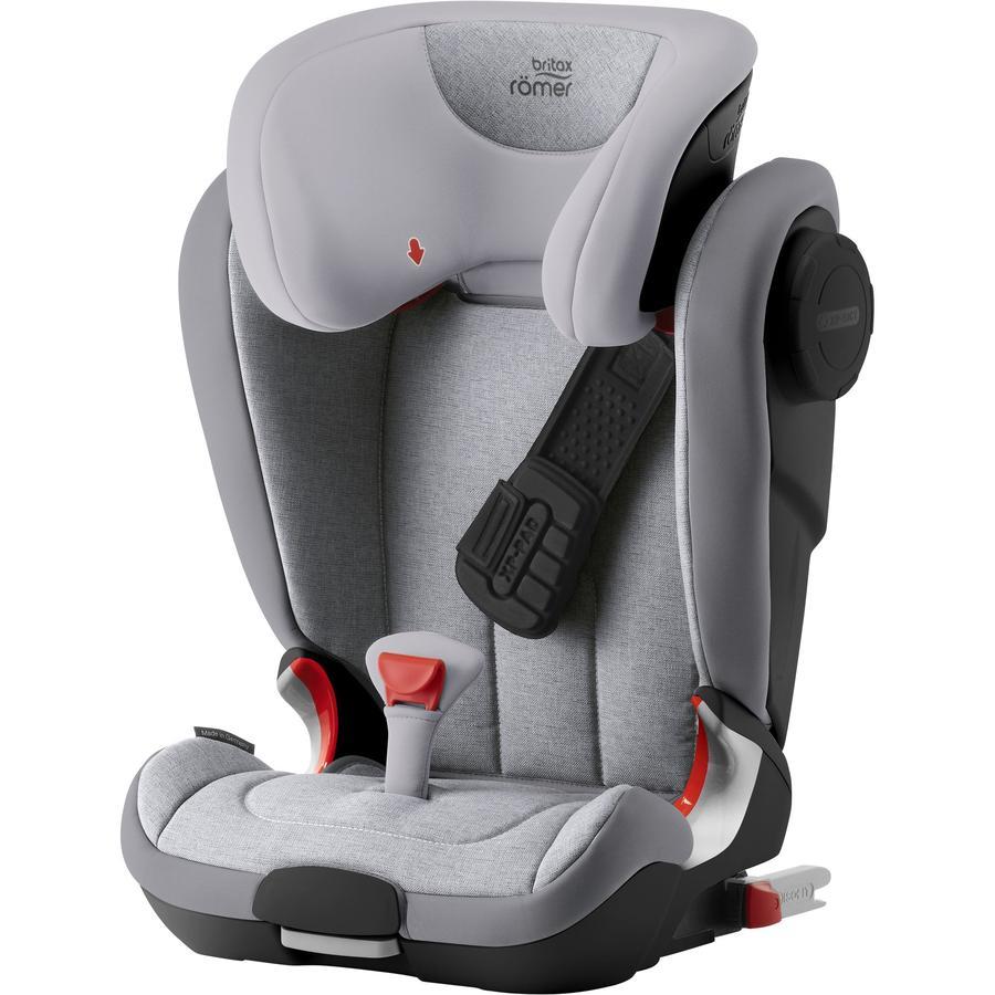 Britax Römer Kindersitz Kidfix II XP SICT Black Series Grey Marble
