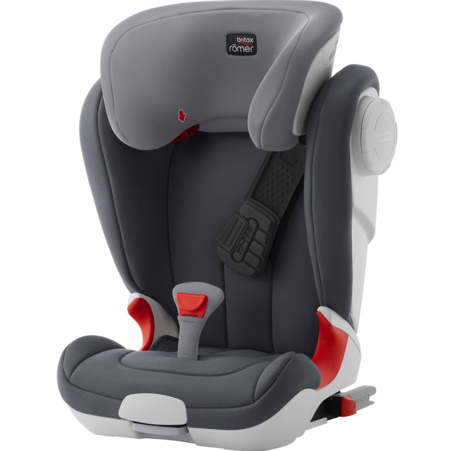 britax r mer kindersitz kidfix ii xp sict storm grey. Black Bedroom Furniture Sets. Home Design Ideas
