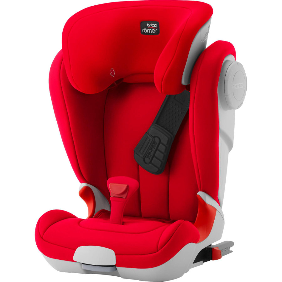 BRITAX RÖMER Fotelik samochodowy Kidfix II XP SICT Fire Red