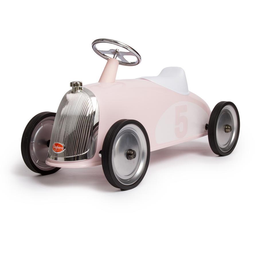 Baghera Loopwagen Rider Petal Pink