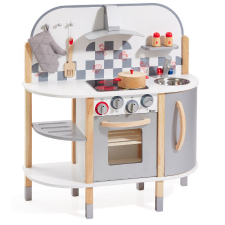 howa® Spielküche Gourmet inklusive 5-tlg. Zubehör