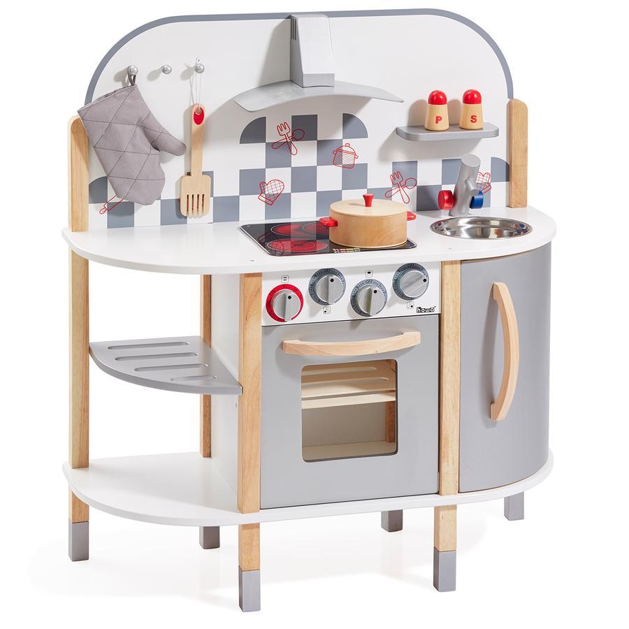 howa® Cuisine enfant Gourmet 5 pièces, bois
