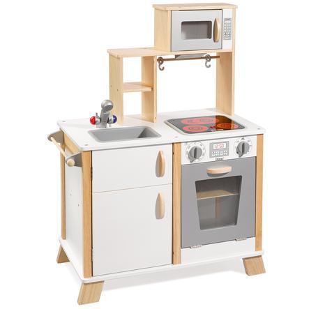 howa® Spielküche Chefkoch mit LED-Kochfeld