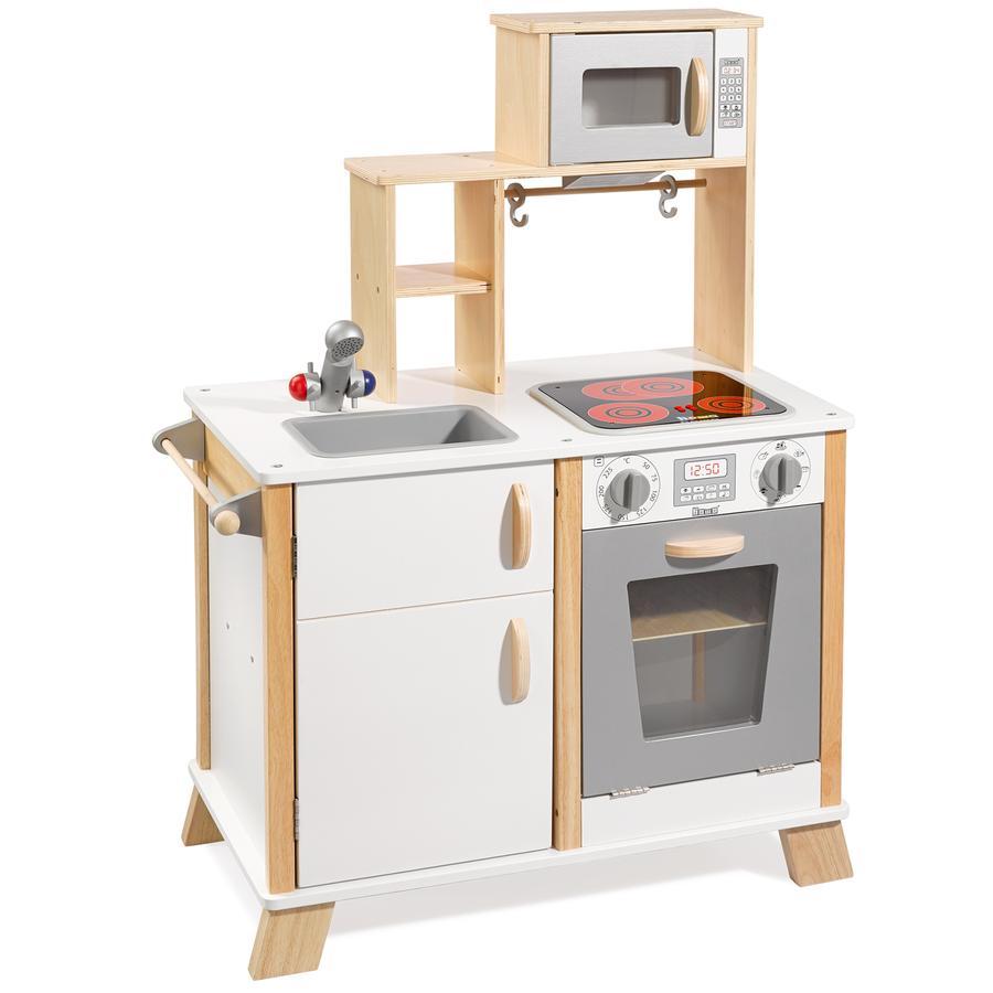 howa® Cucina giocattolo Chefkoch con Piano cottura a LED