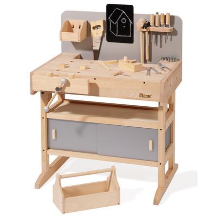 howa® Banco de trabajo con 32 herramientas