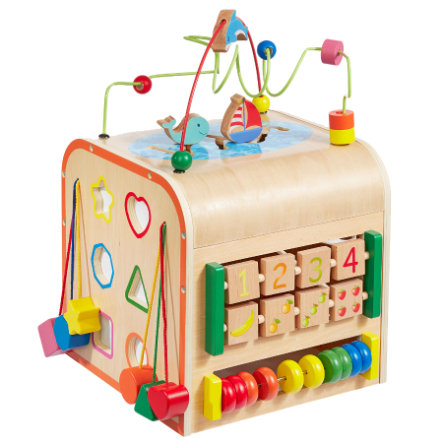 howa® Cubo de aprendizaje multifuncional