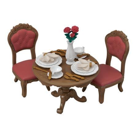 Sylvanian Families® Figurine set de table de salle à manger 5368