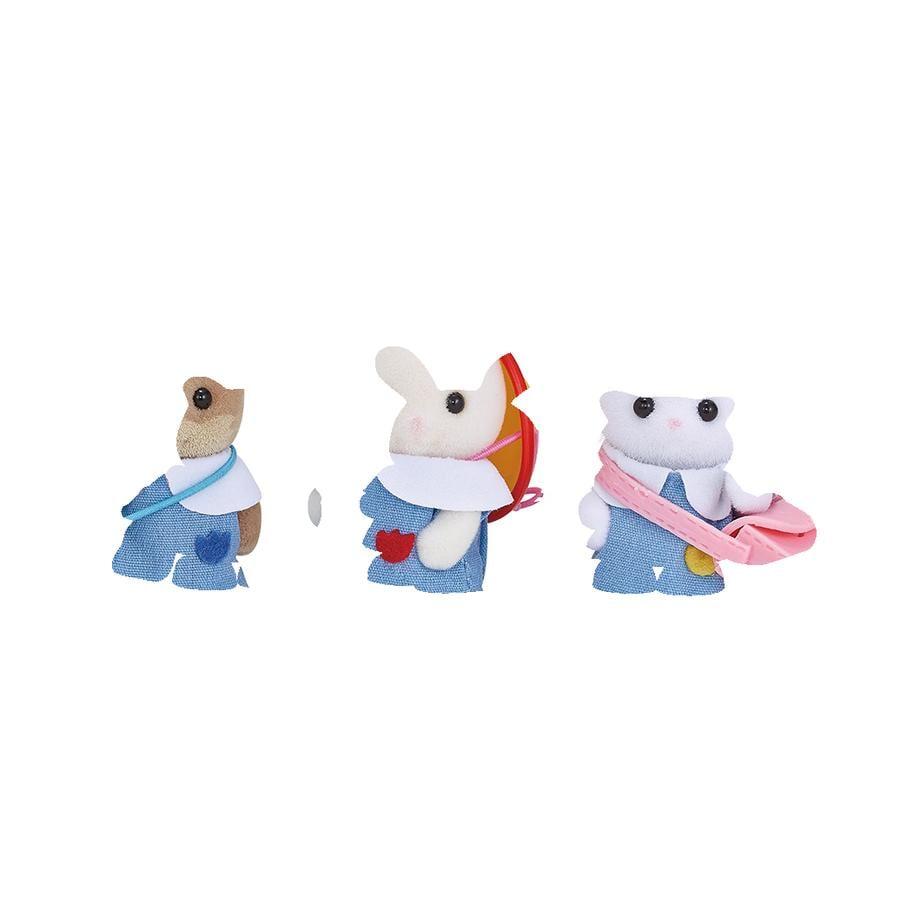 Sylvanian Families® Figurine les 3 amis de la crèche 5262