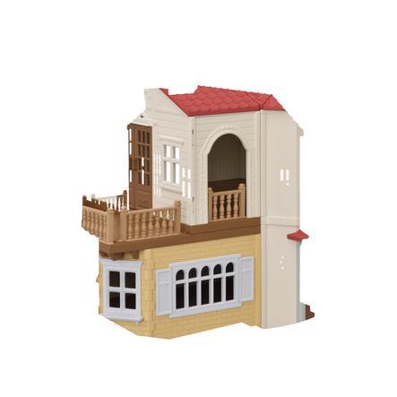 Sylvanian Families® Figurine grande maison éclairée bois 5302